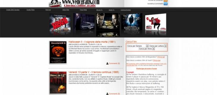 Vedogratis: tutti i film che vuoi in streaming!