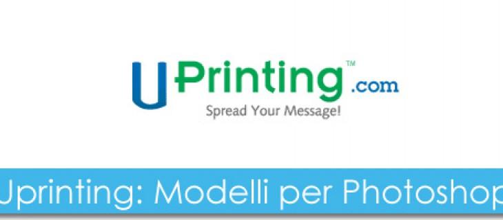 Uprinting: modelli per Photoshop