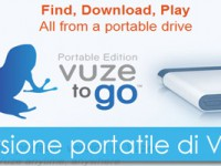 Rilasciata la versione portatile di Vuze: Vuze to Go