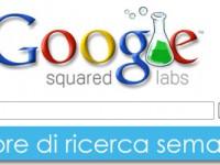 Google Squared: nasce il rivale di WolframAlpha