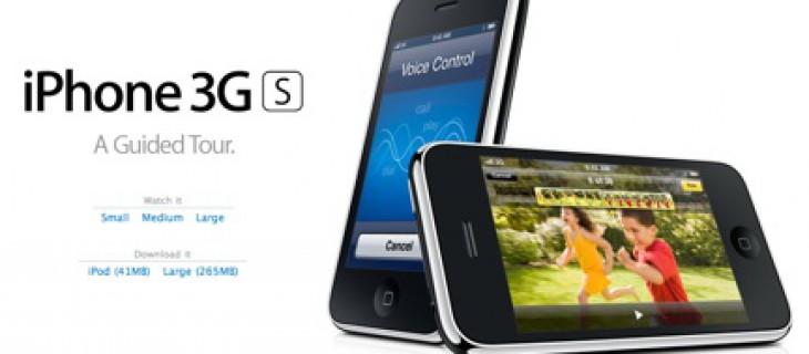 iPhone 3GS: news prezzi