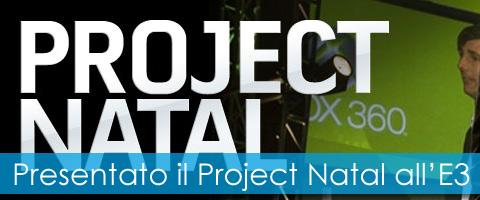 Project Natal & Project Dimitri