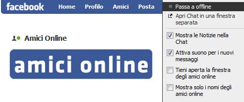 amici online