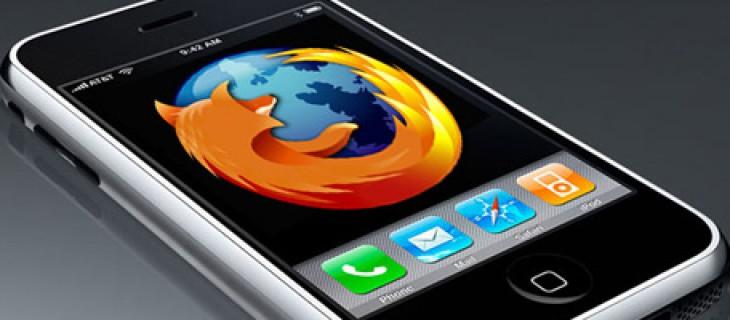 Niente Firefox Mobile su iPhone