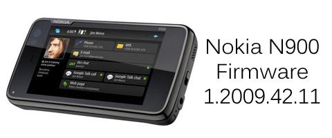 nokia n900 nuovo firmware