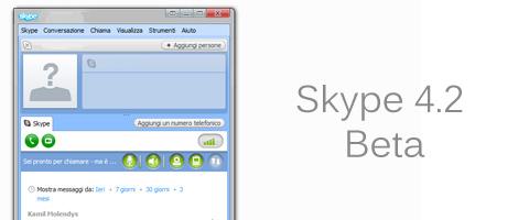 skype 4-2 beta