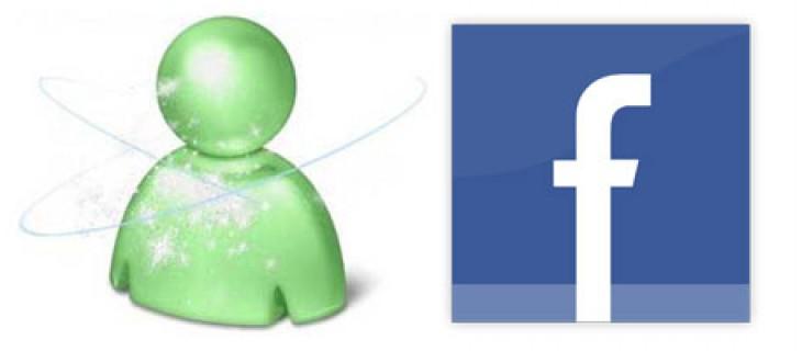 Chat di Facebook su Windows Live Messenger 2010