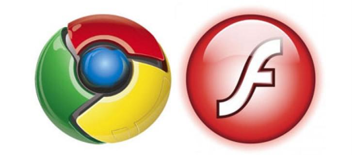 Adobe Flash in Google Chrome
