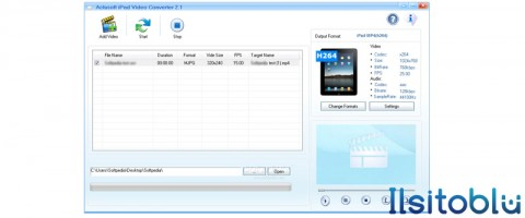 Actusoft iPad Video Converter