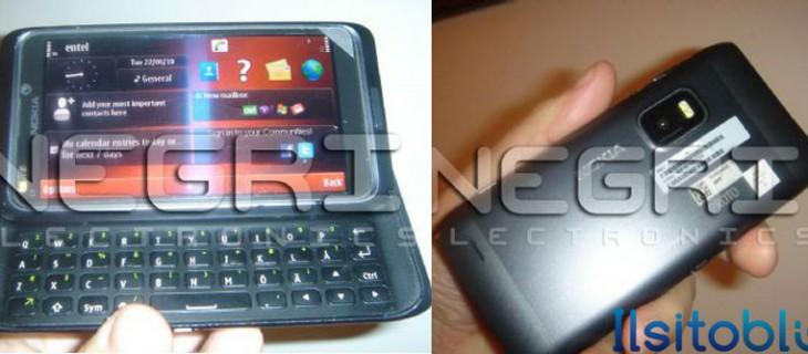 Prime foto ed indiscrezioni su Nokia N9 o C0-00