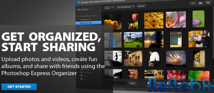 Adobe Photoshop Express: fotomontaggio gratuito online
