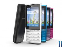 "Nokia X3 ""Touch and Type"", primo S40 con touch e tastiera"