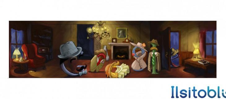 Google festeggia Agatha Christie
