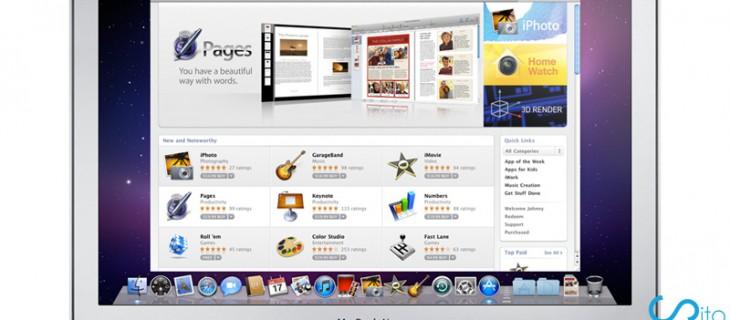 Mac App Store: in arrivo il 6 Gennaio