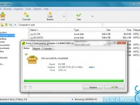 PeaZip: programma gratis per aprire archivi RAR, ACE, ARJ, CAB, DMG, ISO, LHA e UDF