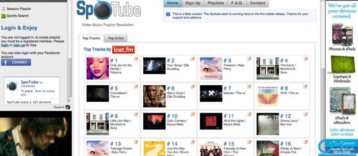 Spotube: musica in streaming gratis con YouTube e Last.Fm