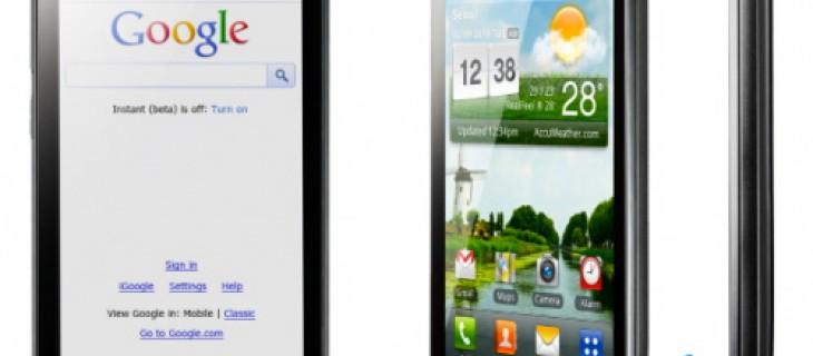 LG Optimus Black: display NOVA e 9,2 mm di spessore [CES 2011]
