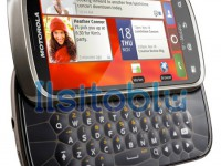 Motorola Cliq 2: smartphone Android con tastiera QWERTY slide a nido d'ape [CES 2011]