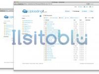 Uploadingit: free file hosting per condividere file online