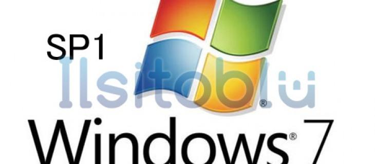 Service Pack 1 per Windows 7 e Windows Server 2008 R2