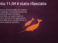 Ubuntu 11.04 Natty Narwhal: disponibile la versione finale