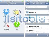 Dropbox per iPhone: caricare e gestire file online