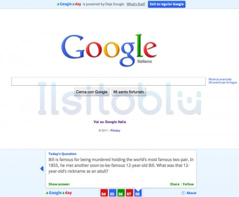 a-google-a-day