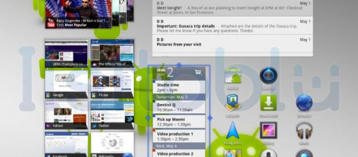 [Google I/O 2011] Android 3.1 Honeycomb: nuova versione per tablet e Google TV