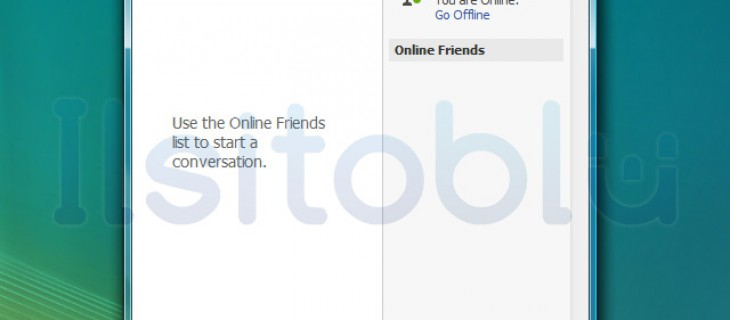 Programma per la chat di Facebook sul Desktop