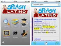 Splash Latino: versioni tradotte su iPhone