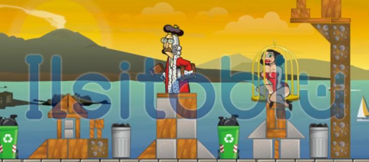 Angry Bunga: impersona Silvio e sbaraglia le toghe rosse!