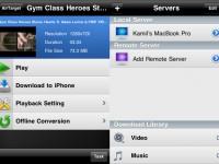 Video e audio in streaming su iPhone e iPad da PC e Mac