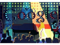 Google celebra Freddie Mercury con un doodle video