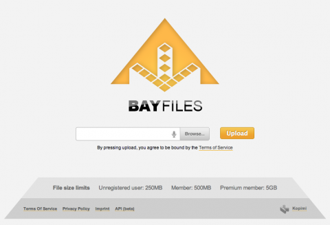 bay files