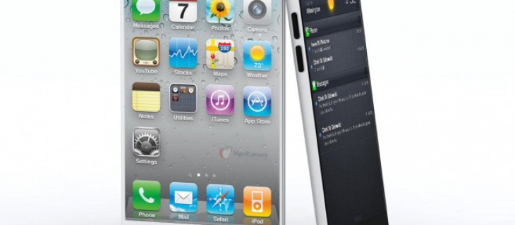 iPhone 5 in arrivo entro 2 settimane