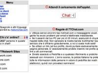 77Chat: chat gratis senza registrazione