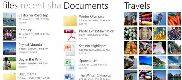 SkyDrive per iPhone e Windows Phone