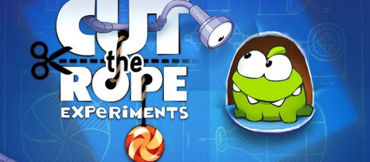 Cut The Rope: Experiments, nuovo capitolo disponibile per Android e iOS