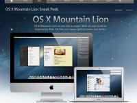 Apple annuncia OS X 10.8 Mountain Lion