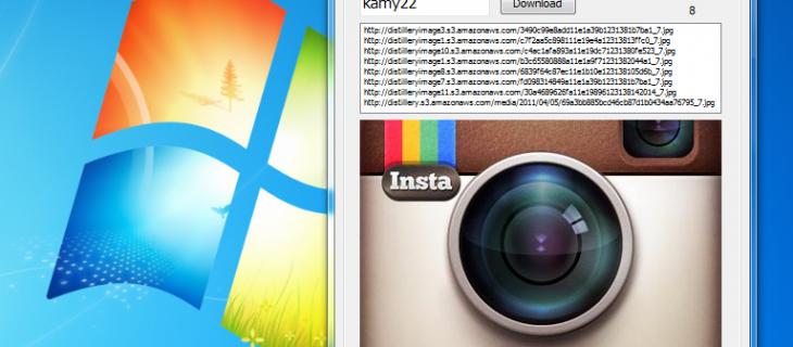 Scaricare foto da Instagram in base al nome utente