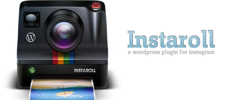 Instaroll: plugin per pubblicare foto da Instagram su WordPress